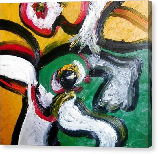Montreal 1996 Canvas Print