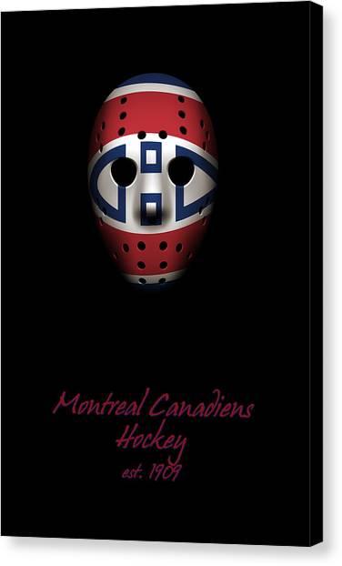 Montreal Canadiens Canvas Print - Montreal Canadiens Established by Joe Hamilton