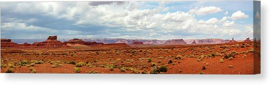 Monument Valley, Utah Canvas Print