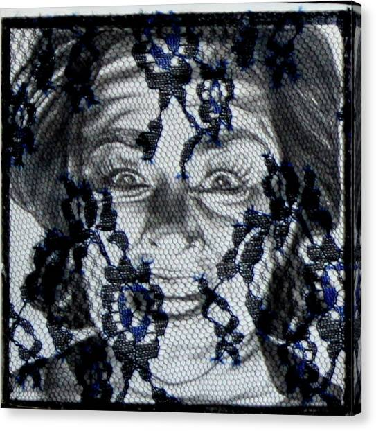 Mood Swings  Net Canvas Print by Joseph Lawrence Vasile