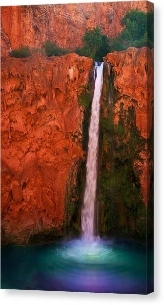 Mooney Falls Photograph By Pmg Images