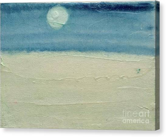 Moonshadow Canvas Print