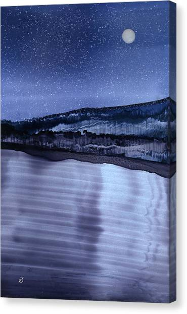 Moonshine Canvas Print