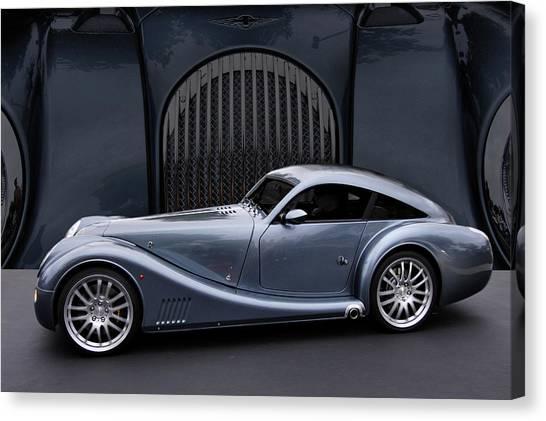 Morgan Aero Coupe Canvas Print