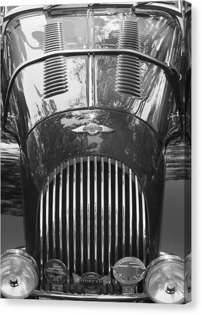 Morgan Plus 8 Canvas Print by Alan Raasch