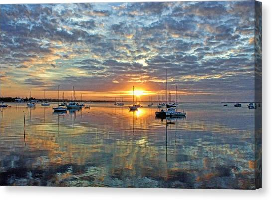 Morning Bliss Canvas Print