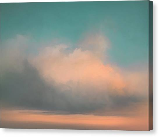 Sublime Canvas Print - Morning Bliss by Lonnie Christopher