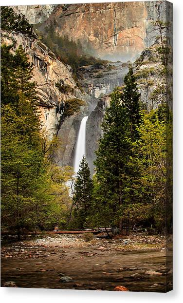 Yosemite Canvas Print - Morning Delight by Az Jackson
