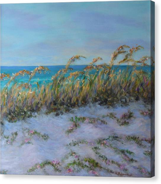 Morning Glory Dune Part 2 Canvas Print