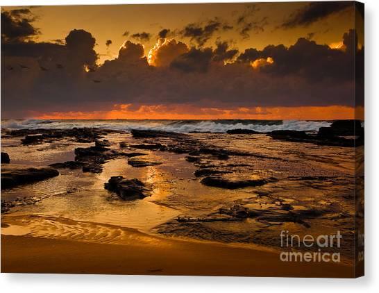 Morning Has Broken Canvas Print by John Buxton