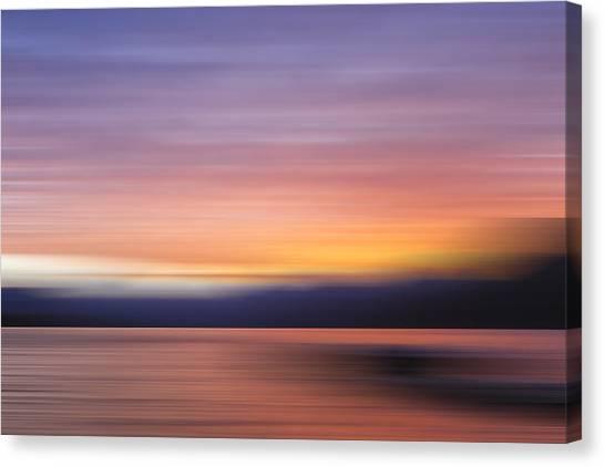 Lavendar Canvas Print - Morning Light V by Jon Glaser