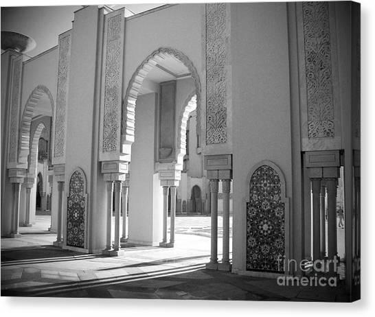 Morocco #1 Canvas Print