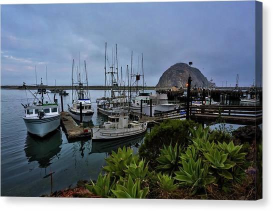 Morro Bay Canvas Print