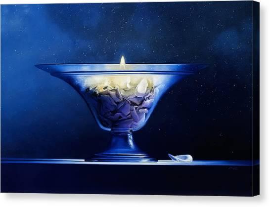 Mvc Canvas Print - Mortality by Mark Van crombrugge