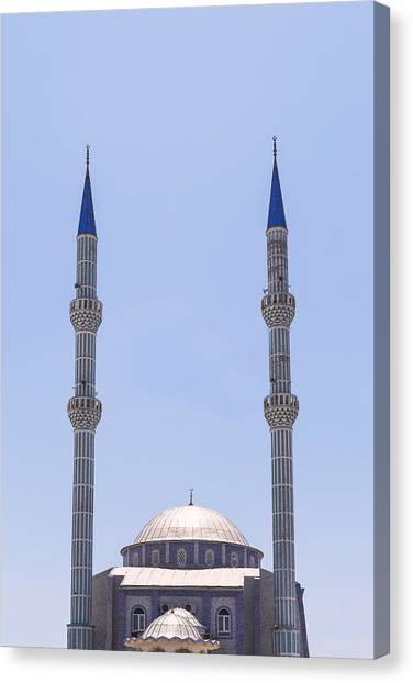 Islam Canvas Print - Mosque by Joana Kruse