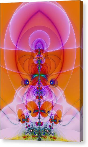 Mother Nature Canvas Print by Sacred Visions