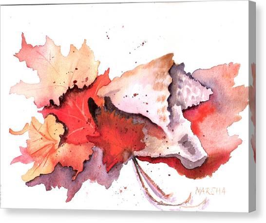 Mother Nature's Pallette Canvas Print