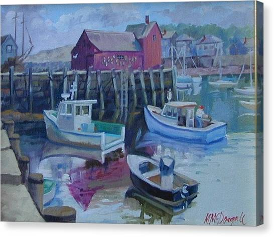Motif Number One Canvas Print