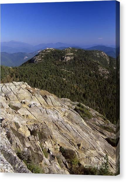 Mount Chocorua - White Mountains New Hampshire Usa Canvas Print