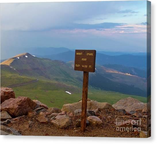 Mount Evans Road Colorado Photograph By Crystal Garner