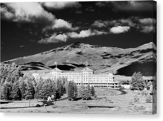 Mount Washington Hotel 1078 Canvas Print