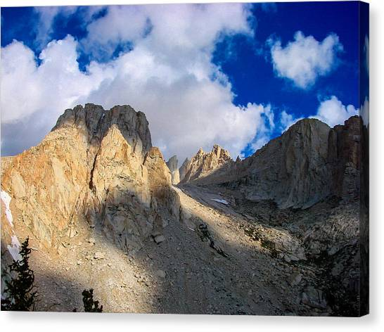 Portal Canvas Print - Mount Whitney Trail by Scott McGuire
