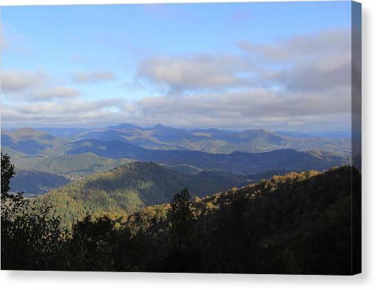 Mountain Landscape 2 Canvas Print