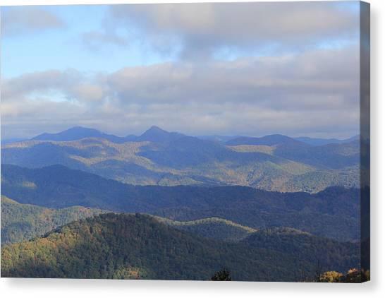 Mountain Landscape 3 Canvas Print