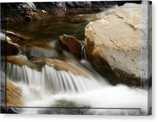 Mountain Stream B Canvas Print