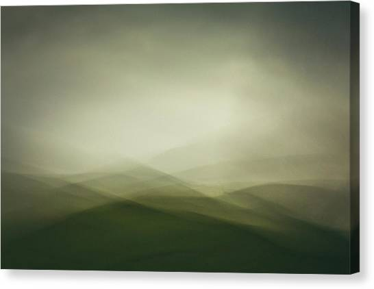Nottinghamshire Canvas Print - Mountains From Molehills II by Chris Dale