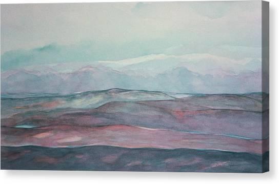 Mountainview Canvas Print