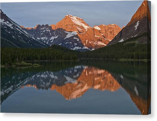 Mt. Gould Canvas Print