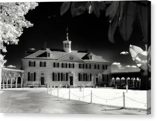 Mt Vernon Canvas Print