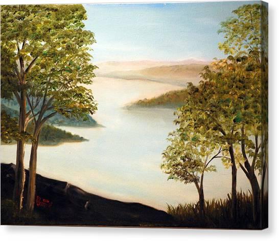 Mudfork Canvas Print