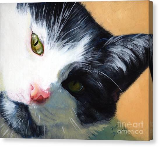 Muff Canvas Print