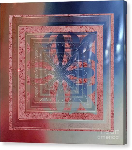 Mule Fawn Hoki Canvas Print