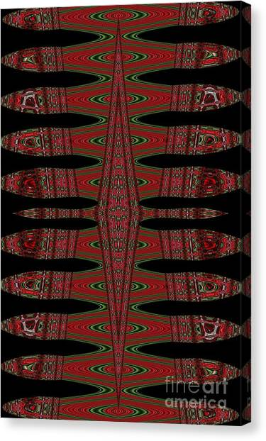 Multi Design Two Canvas Print