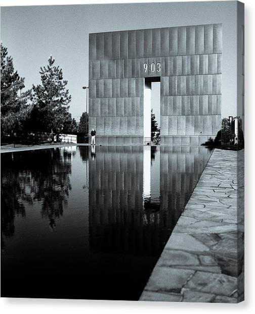 Murrah I Canvas Print