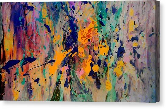 God Canvas Print - Music Art by Love Art Wonders By God