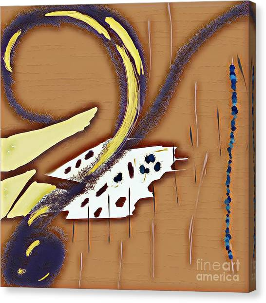 Music Note Canvas Print