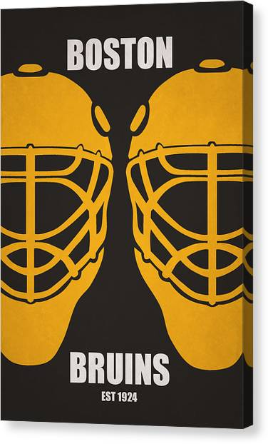 Boston Bruins Canvas Print - My Boston Bruins by Joe Hamilton