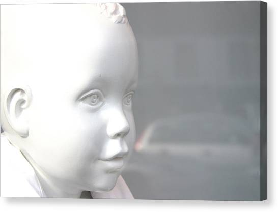 My Face Canvas Print by Jez C Self