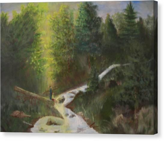 My Favorite Spot Canvas Print by Jack Hampton