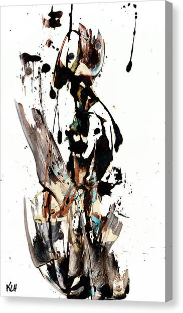 My Form Of Jazz Series 10062.102909 Canvas Print