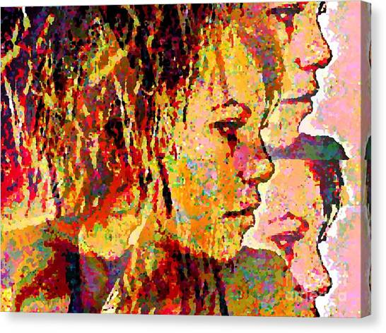 My Girl Canvas Print