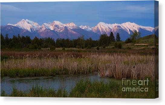 My 'happy Place' Canvas Print