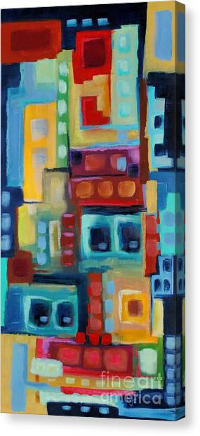 My Jazz N Blues 3 Canvas Print