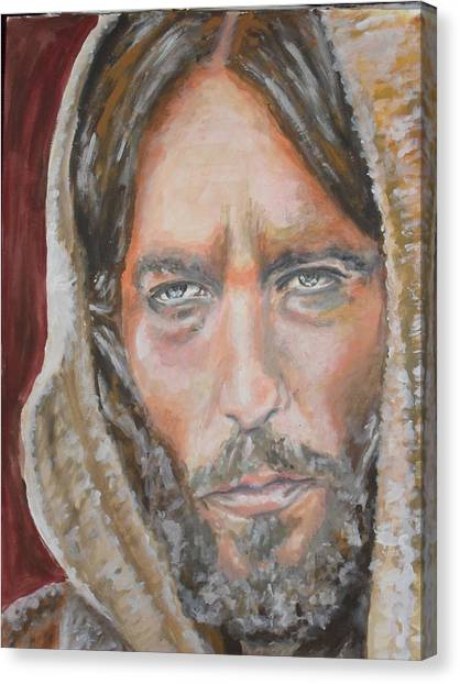 My Lord Canvas Print by Agnes V