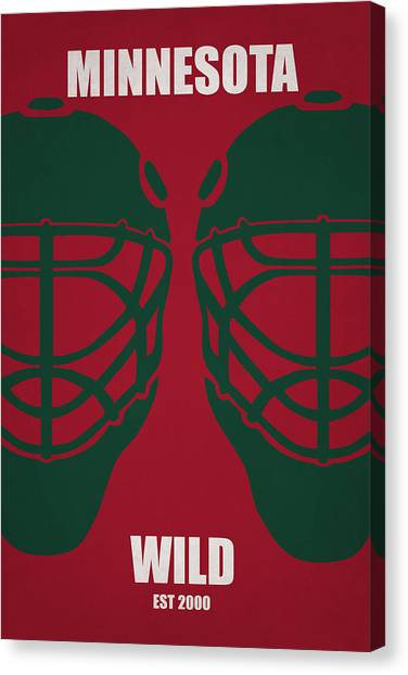Minnesota Wild Canvas Print - My Minnesota Wild by Joe Hamilton