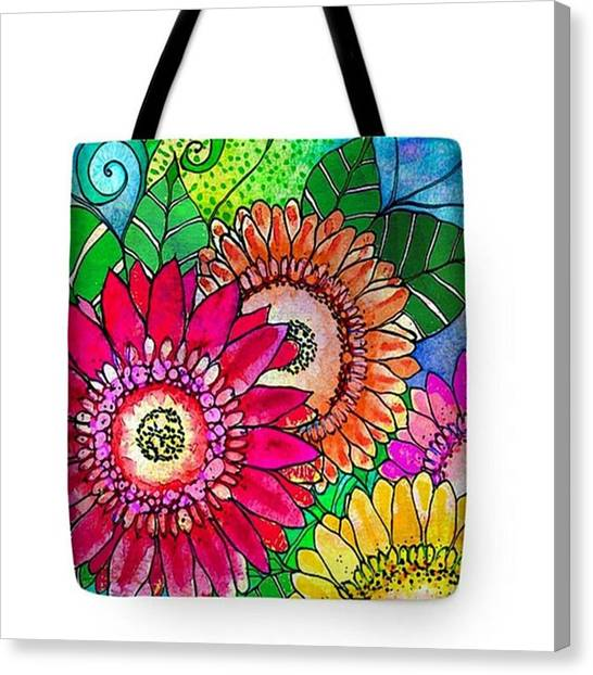 Canvas Print - My Newest #canvastotebag  Morning by Robin Mead